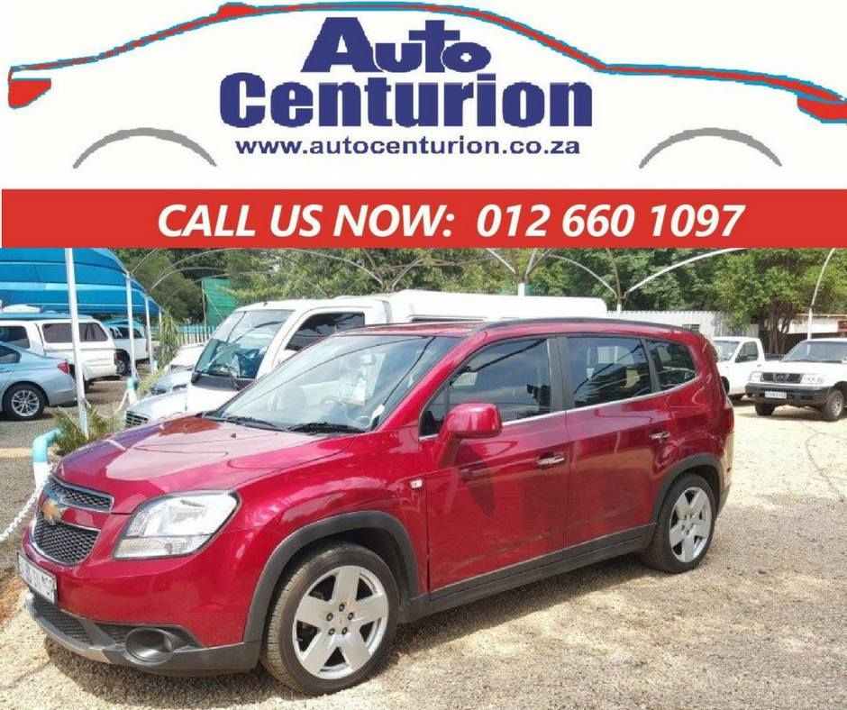 Used 2011 Chevrolet Orlando 1 8lt For Sale At Auto Centurion