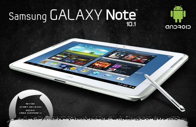 Samsung Galaxy Note 10.1 Android Tablet Review - HardwareHeaven ... Discover more Android Tablets @ http://chinavasion.inspectd.com/