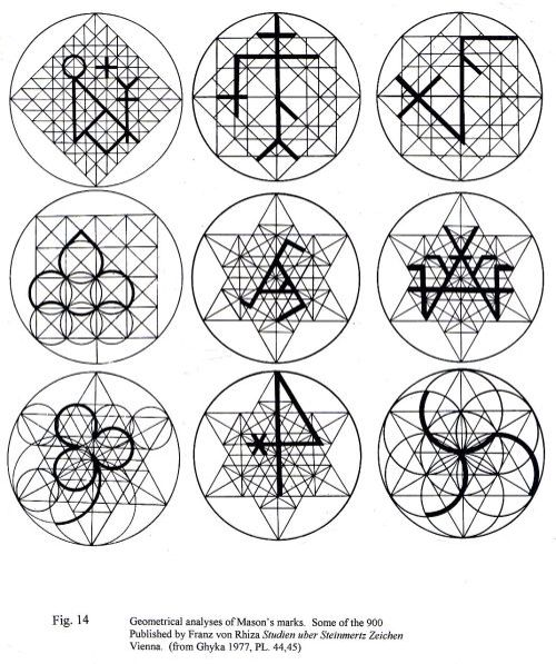 Masons marks !!
