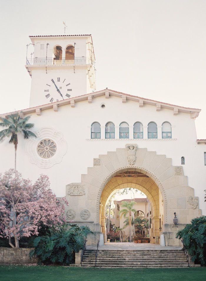 Santa Barbara Courthouse Santa Barbara Courthouse Wedding Santa Barbara Courthouse Santa Barbara California