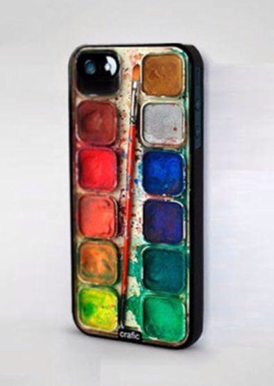 Paint phone case