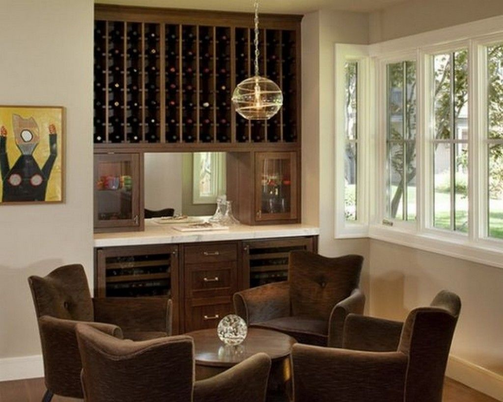 wine bar ideas for home - Google Search | Living Room | Pinterest ...