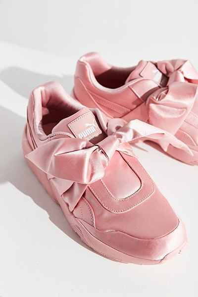 Puma Fenty by Rihanna Satin Bow Sneaker | Zapatillas con
