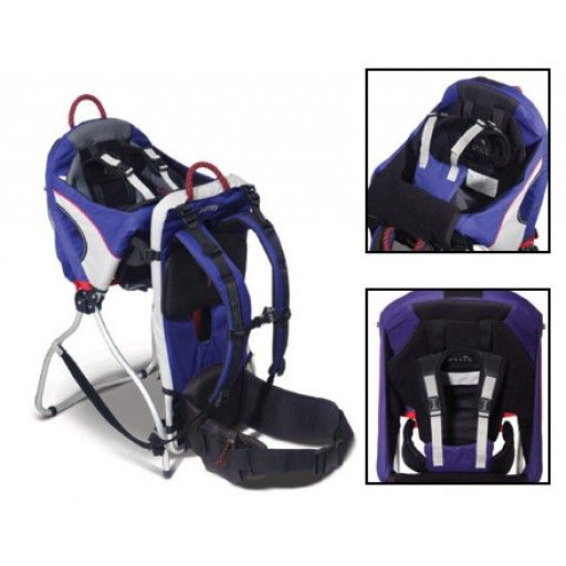 80e4a2d8bd9 Kelty Journey Child Carrier Cobalt 20050044 727880698027 ...