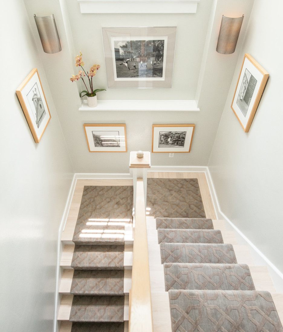 31 Stair Decor Ideas To Make Your Hallway Look Amazing: Designing Your Interior By Using Stanton Stair Runners
