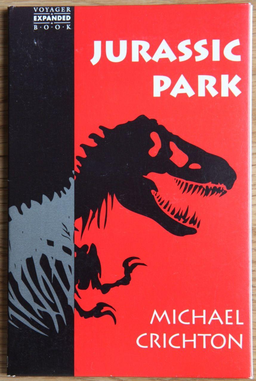 Michael Crichton most famous books