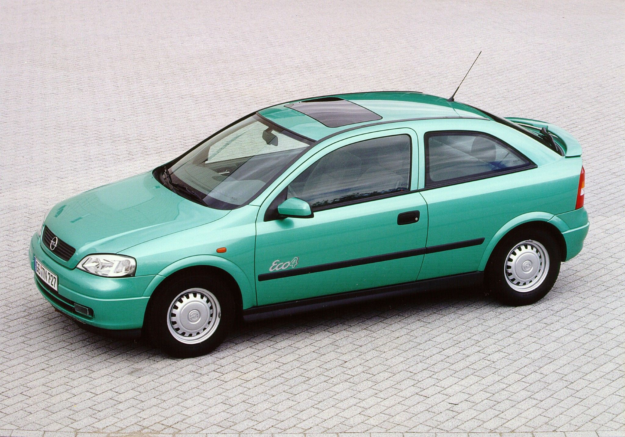 Opel Astra Eco4 G 07 2000 02 2004 Opel Astra Oldtimer