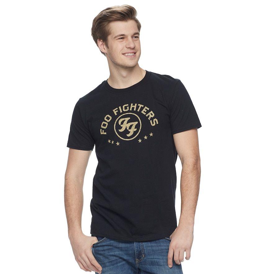 foo fighters spaceship t shirt