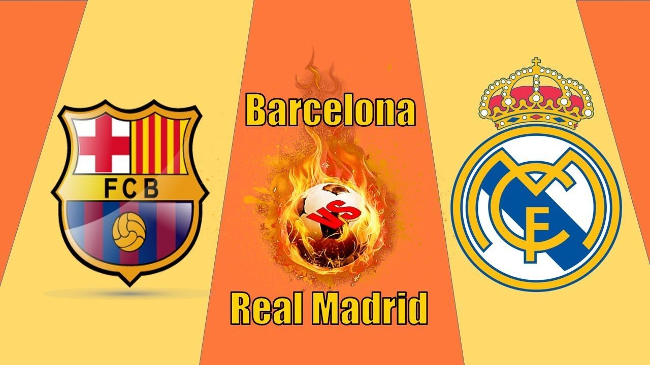 Barcelona Vs Real Madrid Rivalry Comparison Elclasico Total Match Trophies Biggest Win More Barcelona Vs Real Madrid Real Madrid Belgium Football Players
