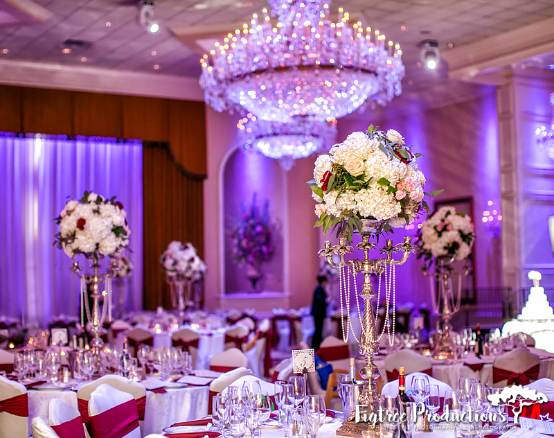 Beautiful Purple Wedding Details Photographed At Il Villaggio Ristorante In Carlstadt Nj By Figtree Productions