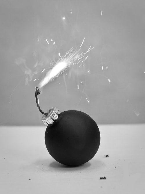 esfera negra