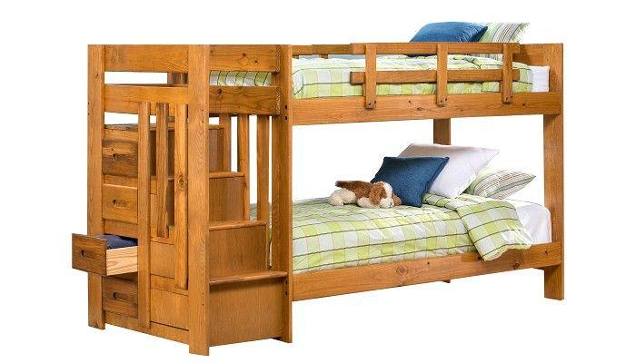 slumberland furniture tanglewood collection honey t t Slumberland Bunk Beds id=62113