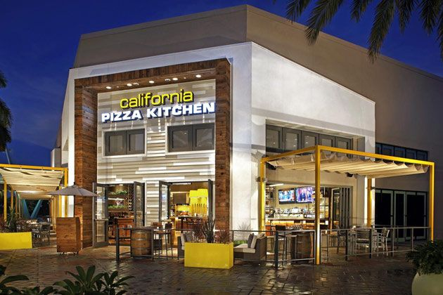 California Pizza Kitchen Goes Hip With New \'Rustic\' Look
