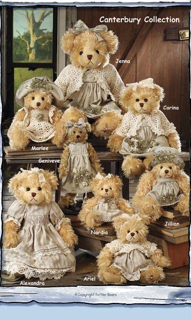 Settler Bears Leading The World In Dressed Bears Teddy Bear Doll Teddy Bear My Teddy Bear