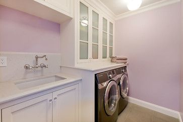Jca Architects south bay ranch remodel traditional laundry room san francisco