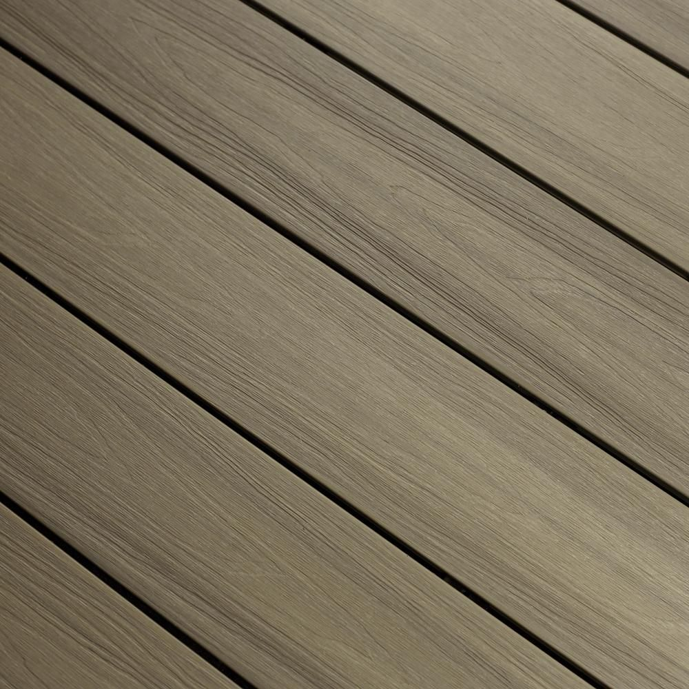 Newtechwood Ultrashield Naturale Voyager Series 1 In X 6 In X 16 Ft Roman Antique Hollow Composite Decking Board 49 Piece Uh02 16 N At 49 The Home Depot Composite Decking Composite Decking Boards Builddirect