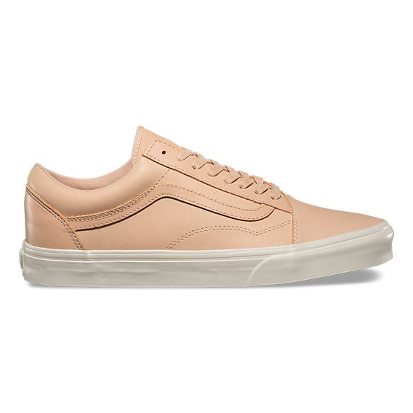 Veggie Tan Leather Old Skool DX | Leather sneakers women