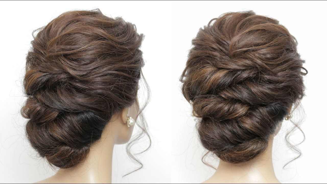 Wedding Updo Tutorial Prom Hairstyles For Long Hair Youtube Long Hair Updo Prom Hairstyles For Long Hair Long Hair Wedding Styles