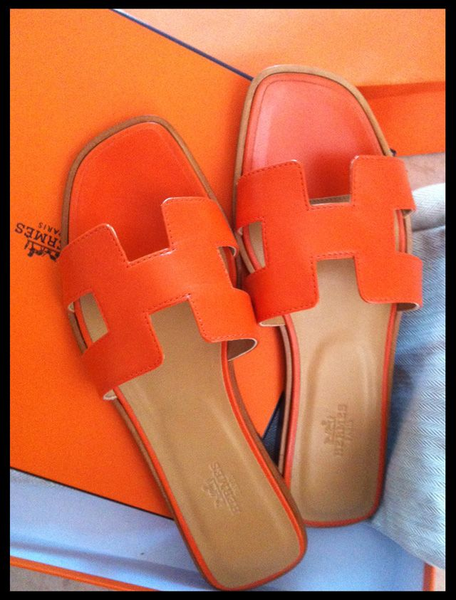 Hermès Kola Sandals. These are SO Cute! I need these
