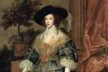 Stuart Queens of England, Scotland and Ireland, and of the United Kingdom: Henrietta Maria of France