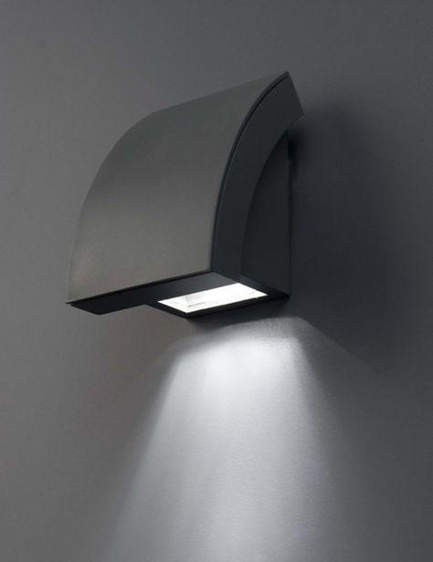 Lámpara de pared para jardín moderno -serie E118 Tienda de