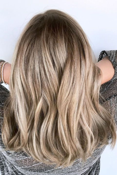 50 Hair Color Trends You Need To Know For 2018 Pinterest