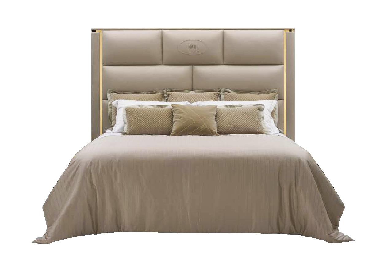 Bedside Tables Bed Room Fendi Headboard Design Headboards 3 4 Beds Luxury Bedrooms Furniture