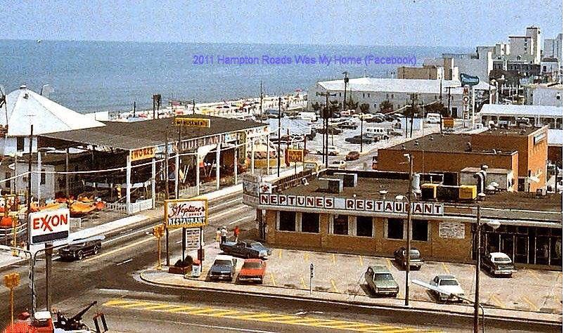1978 Seaside Park And Neptune S Restaurant In Virginia Beach