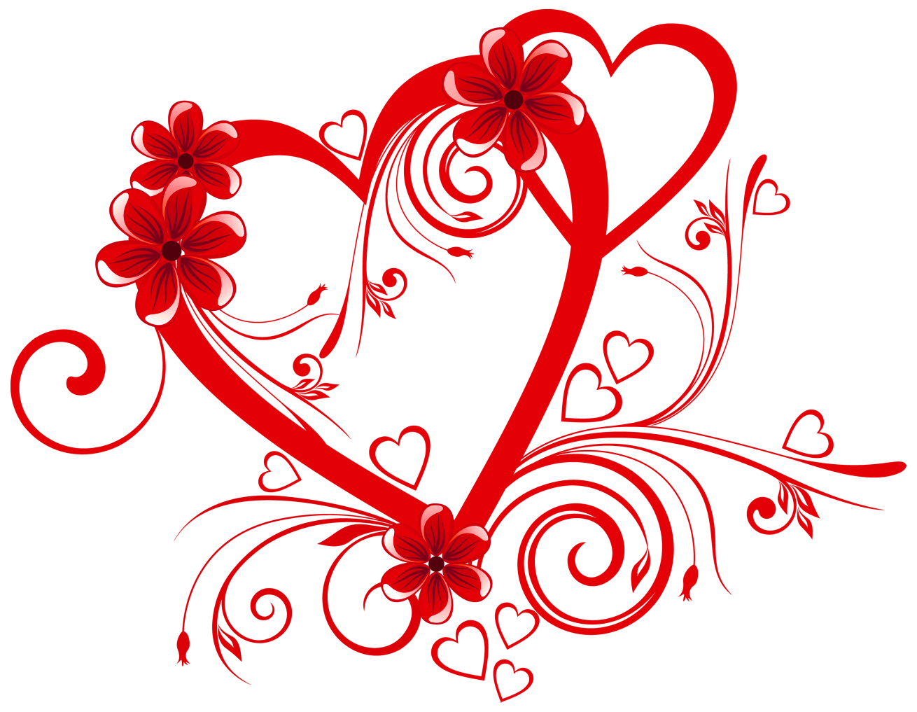 I Love U Images Free Download ClipArt Best Heart