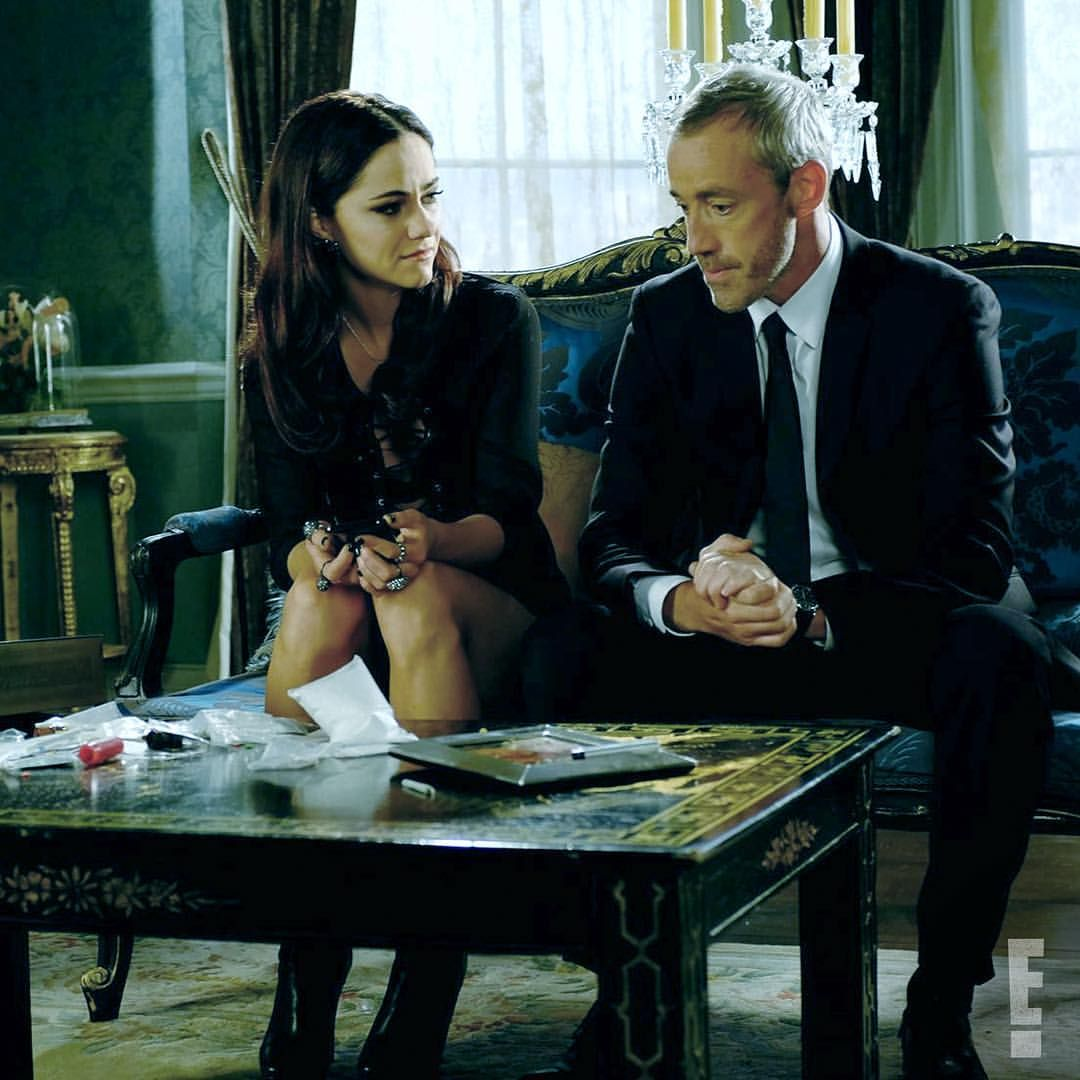 """The Royals on Instagram: """"Eleanor finally guesses Mr. Hill's secret. What's your theory? Get the answer NOW on an all-new episode of #TheRoyals, 10