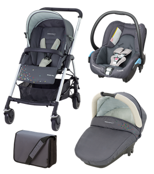 e022de8aa Streety Plus Stroller Pack - Bébé Confort why can't we have more stuff like  this is the US?