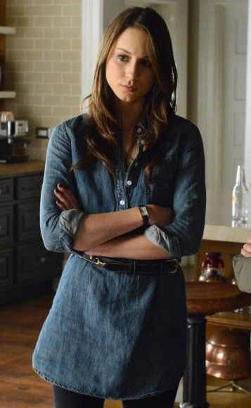 Spencer Hastings- Season 4 Episode 2: Turn of the Shoe