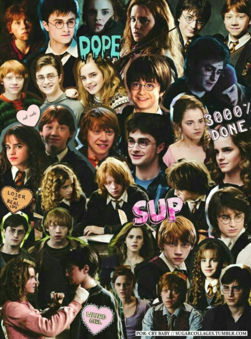 Must see Wallpaper Harry Potter Collage - 3699f571173da30b2b7f8a25939aa319  Picture_939734.jpg
