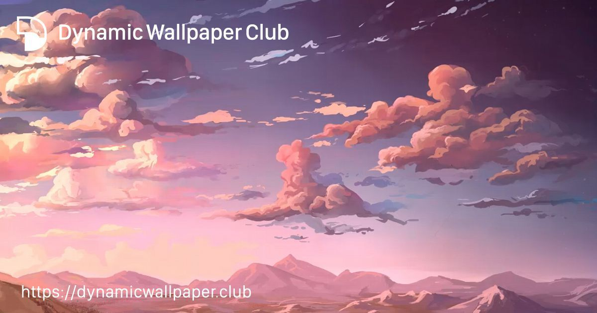 Looking For Dynamic Wallpapers For Macos Mojave Download Clouds On Dynamicwallpaper Club In 2020 Aesthetic Desktop Wallpaper Desktop Wallpaper Art World Wallpaper