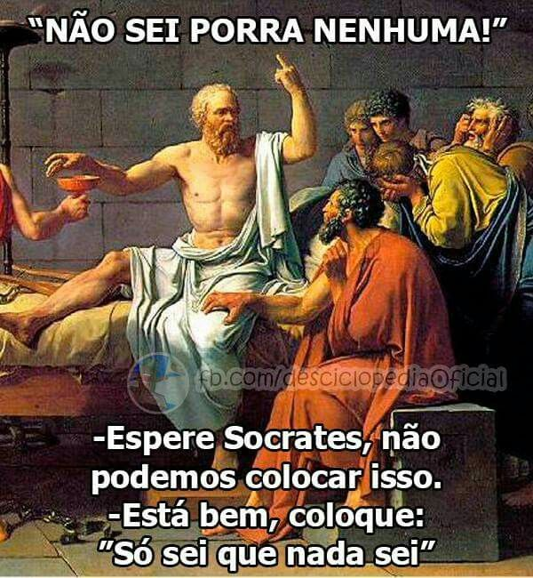 Socrates Frases Engraçadas Frases E Imagens Engraçadas