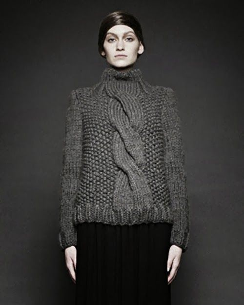 The Darker Horse: Knitwear Designer: Sunghee Bang