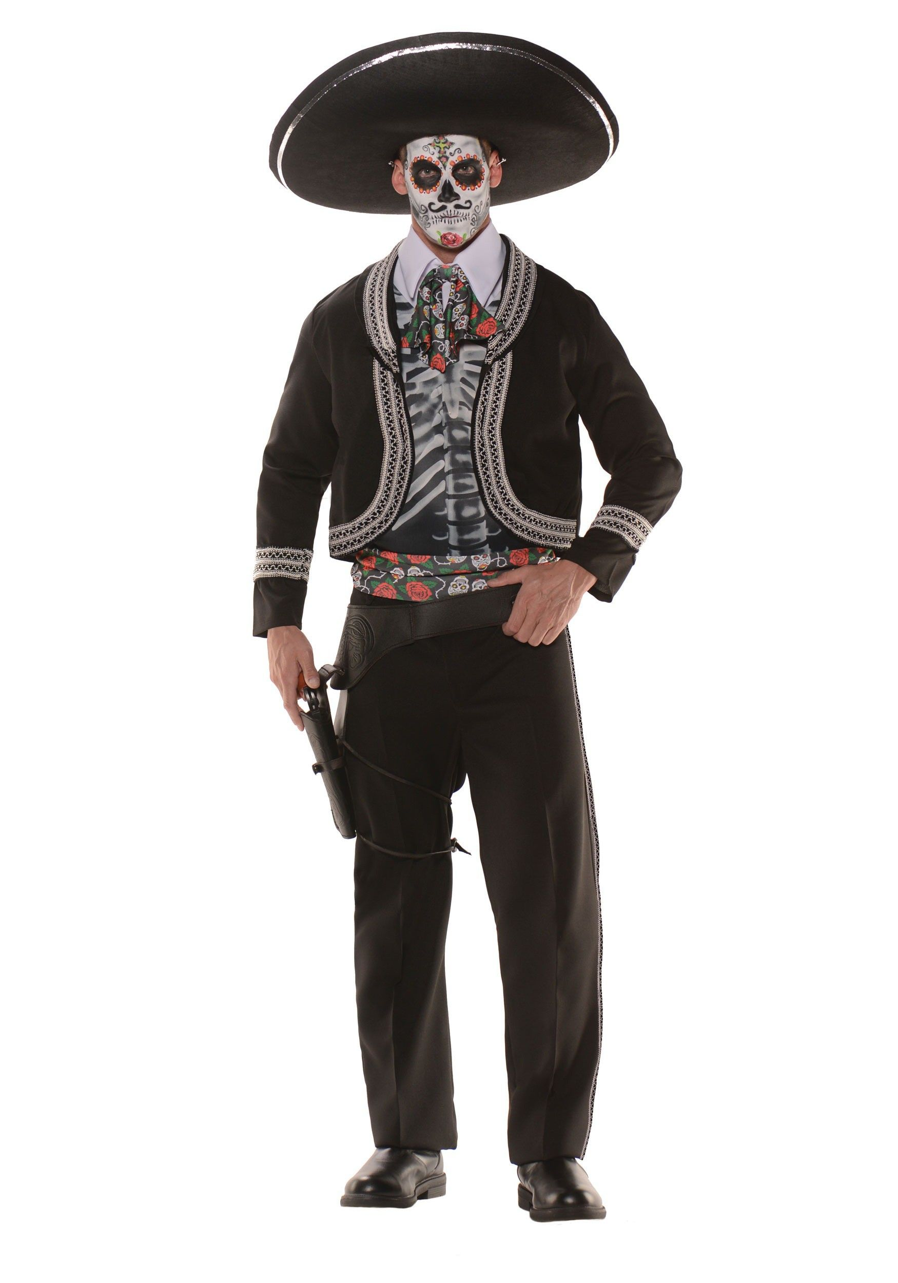 9627bde3f95 Mens Day of the Dead Costume