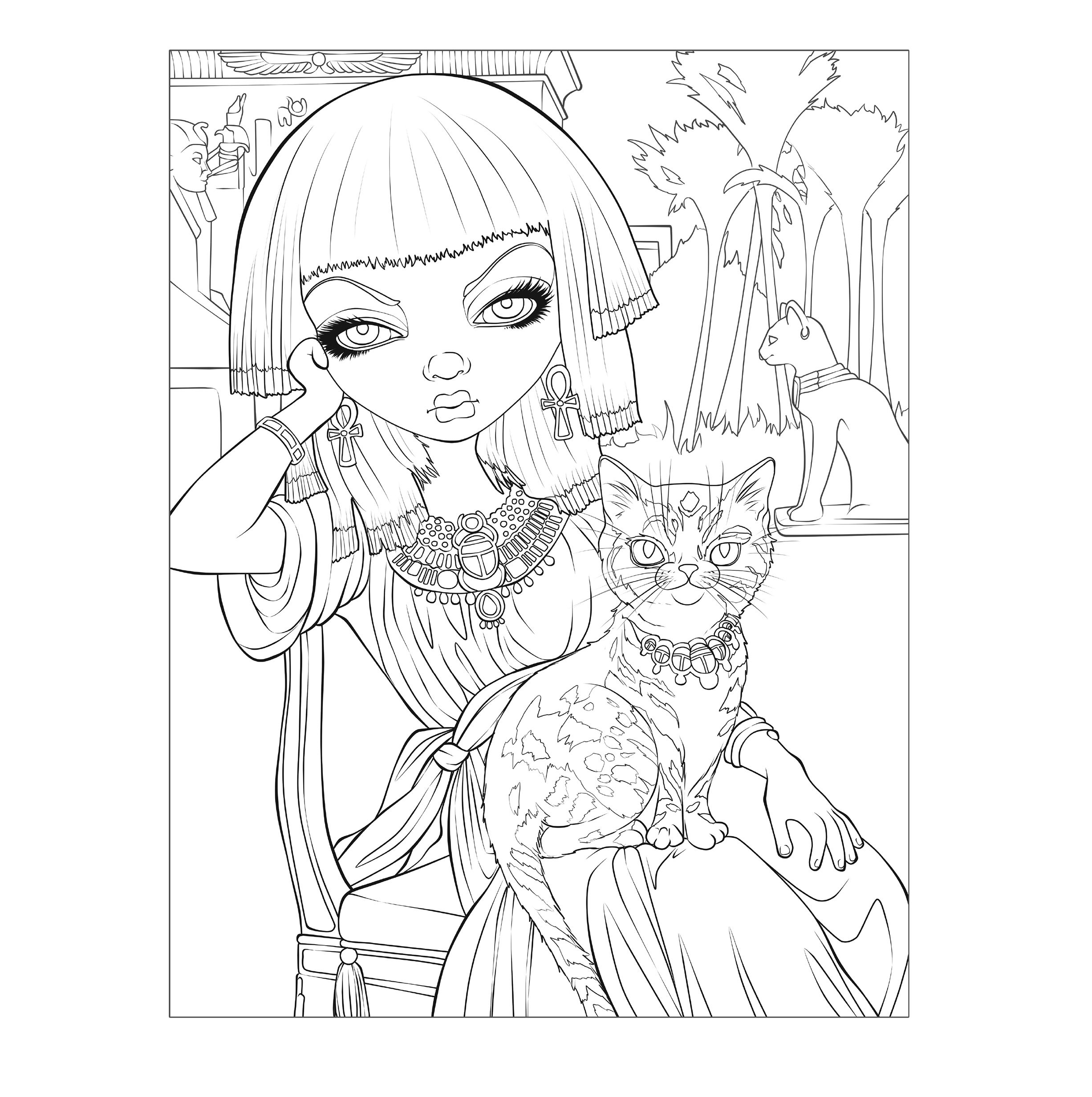 Jasmine Becket- Griffith   ADULT COLORING   Pinterest