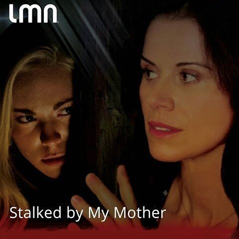 Stalked By My Mother 2016 Dvd Tv Movie Lifetime Thriller Jennifer Taylor Lmn Lifetime Movies Lifetime Movies Network Movies