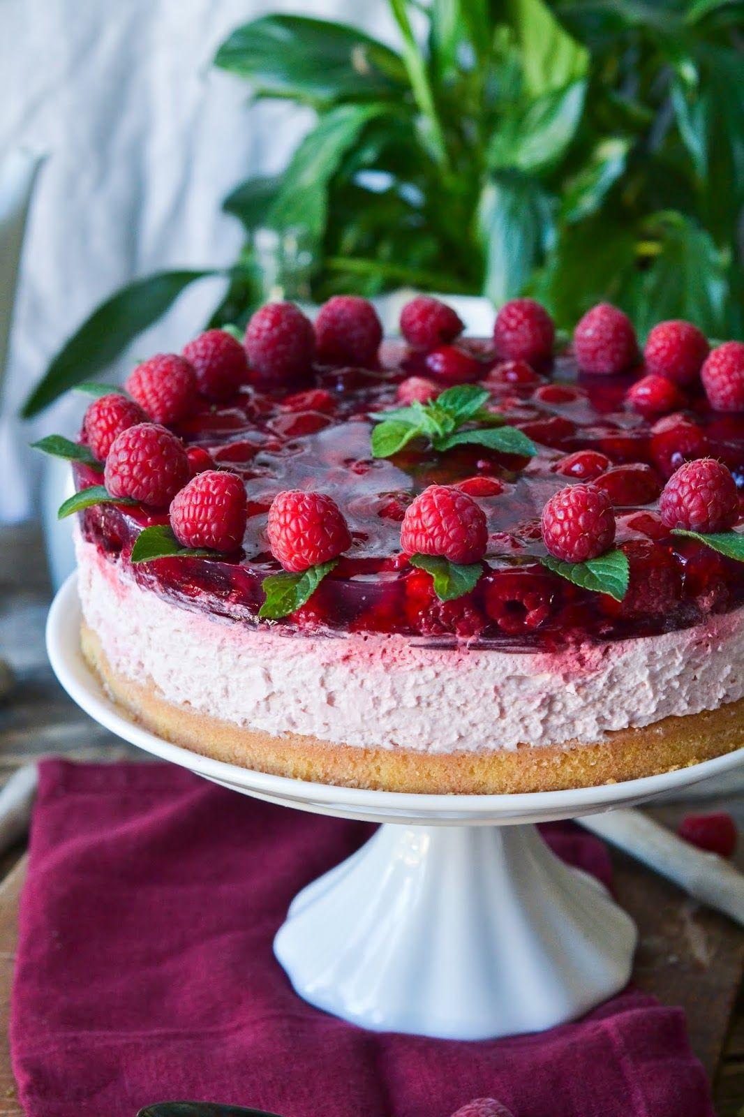 Christina Macht Was Himbeer Quench Torte Dessert Ideen Sommer Torte Kuchen Und Torten