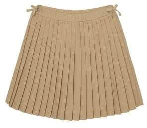 French Toast Girls Bow Grommet Scooter Scooter Skirt