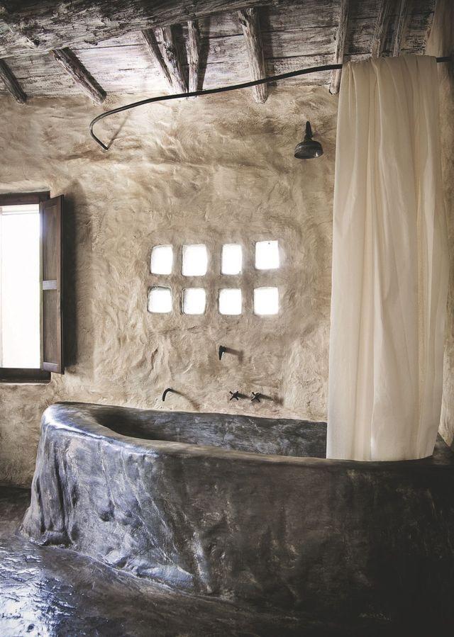 Rénovation maison ancienne  une ferme réhabilitée en Italie - renovation maison ancienne photos