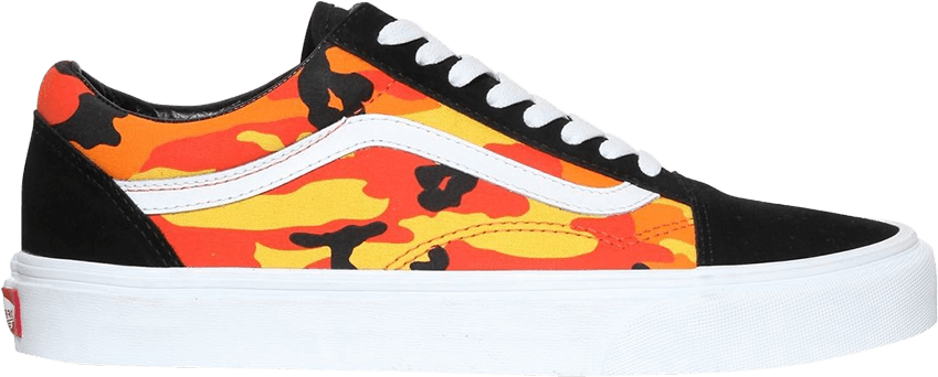 Old Skool 'Pop Camo' in 2019 | Vans shoes old skool, Vans