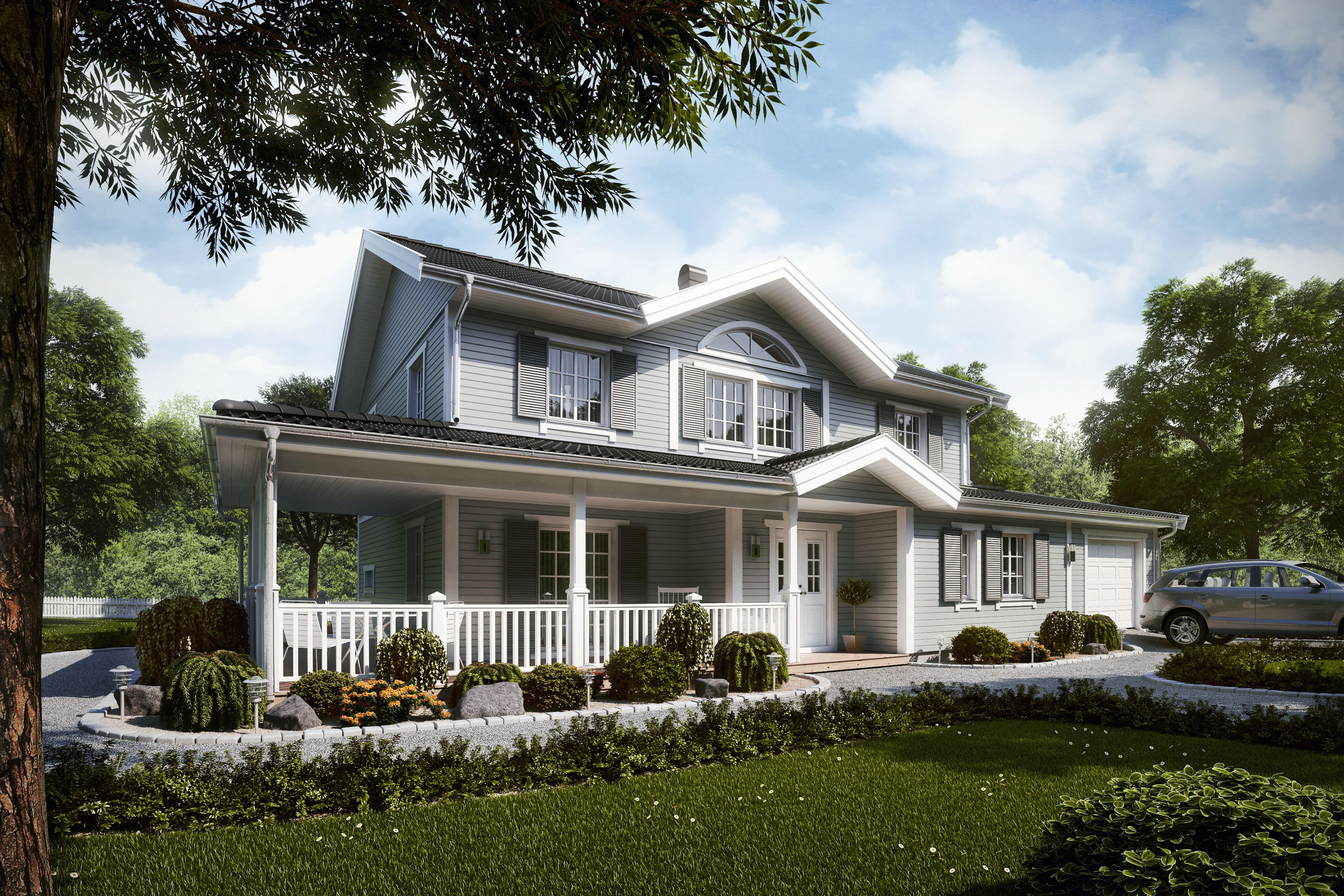 rosenhill eksj hus deutschland home pinterest american houses and house. Black Bedroom Furniture Sets. Home Design Ideas