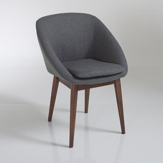 fauteuil de table watford la redoute interieurs prix avis notation livraison - Fauteuil De Table