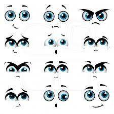 ojos animados tiernos - Buscar con Google