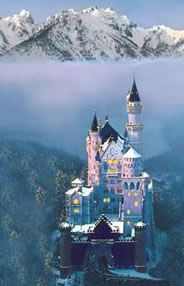 Neushwanstein Castle In Bavaria Germany Beautiful Place I Visited - Best castles in europe