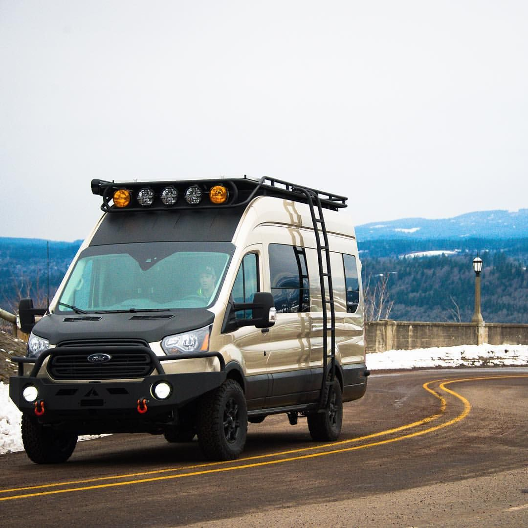 A Ford Transit Specialty Upfitter Yeah We Got That Benchmarkvehicles Fordtransit Turbotra Ford Transit Camper Conversion Ford Transit Ford Transit Camper