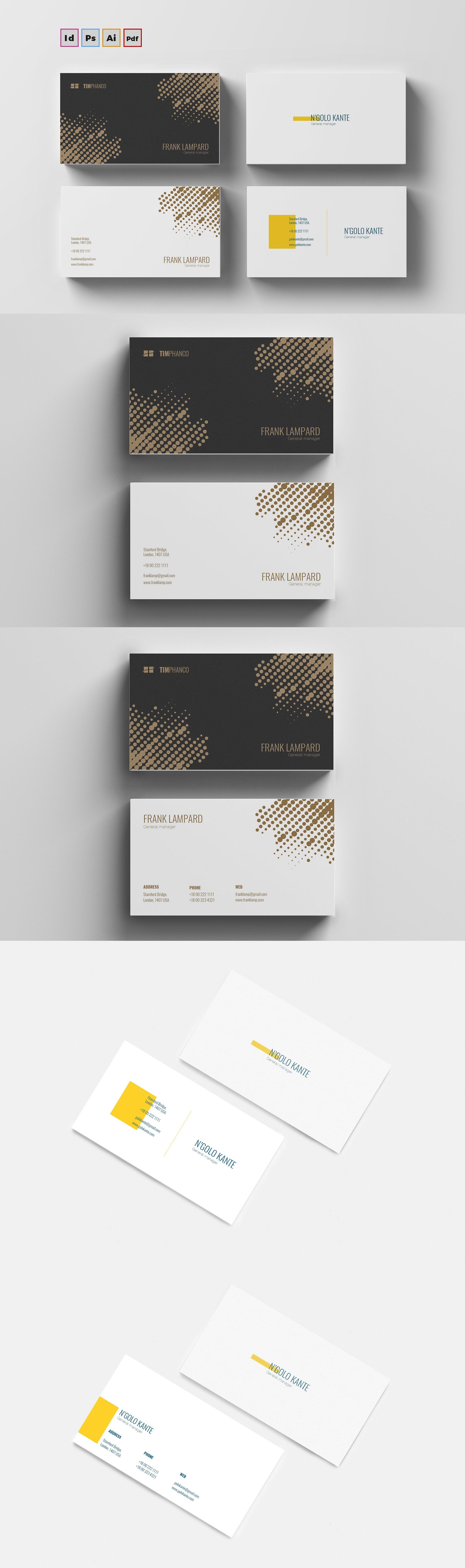 business card templates eps ai business card template