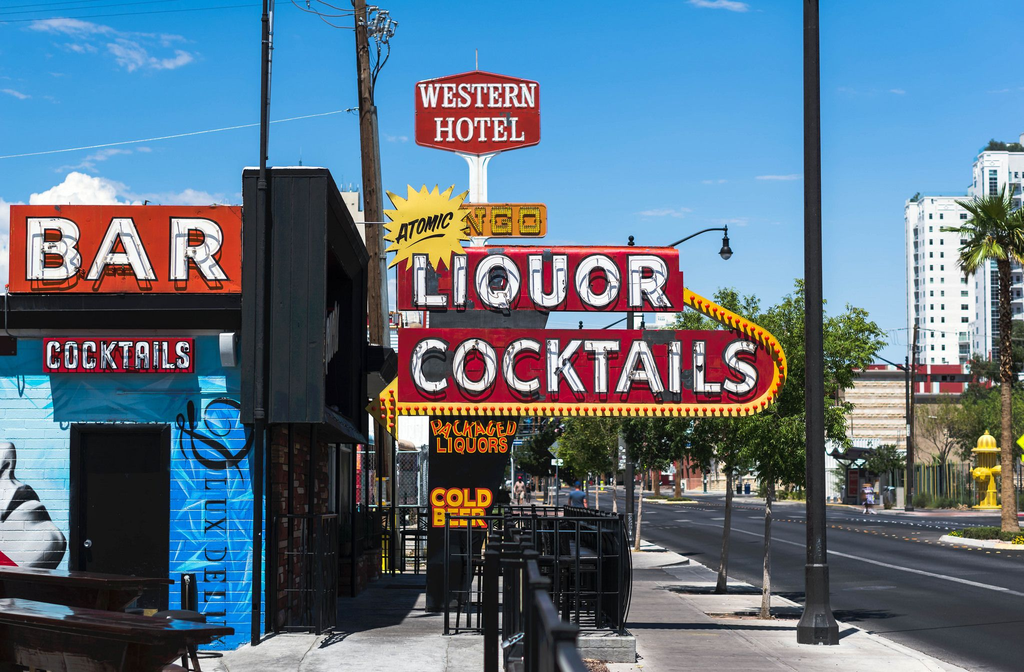 Atomic Liquor Las Vegas